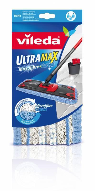 Vileda Ultramax mop náhrada Micro+Cotton VILEDA 141626