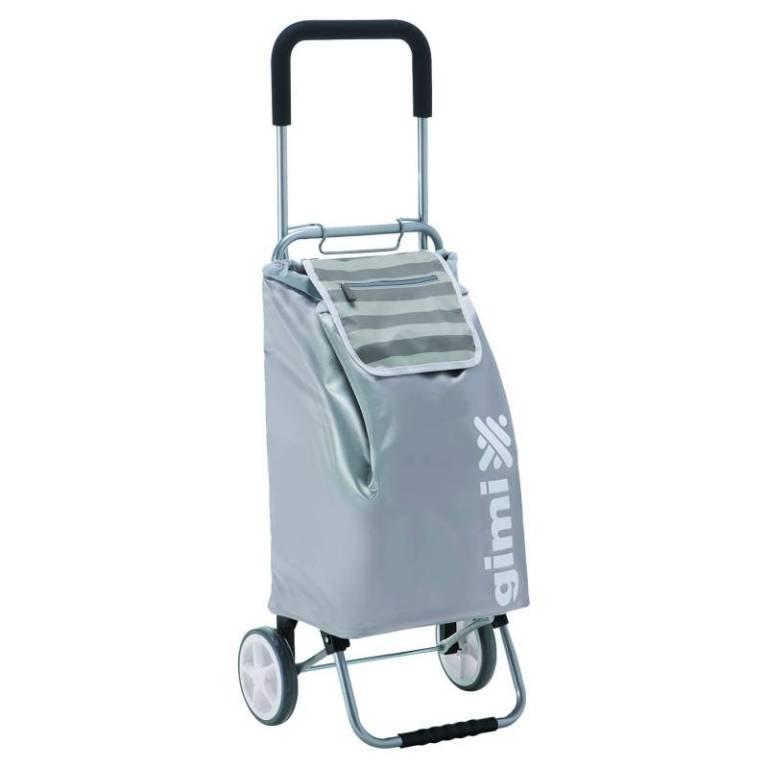 Gimi Gimi Flexi šedý nákupní vozík 45l GIMI 154293