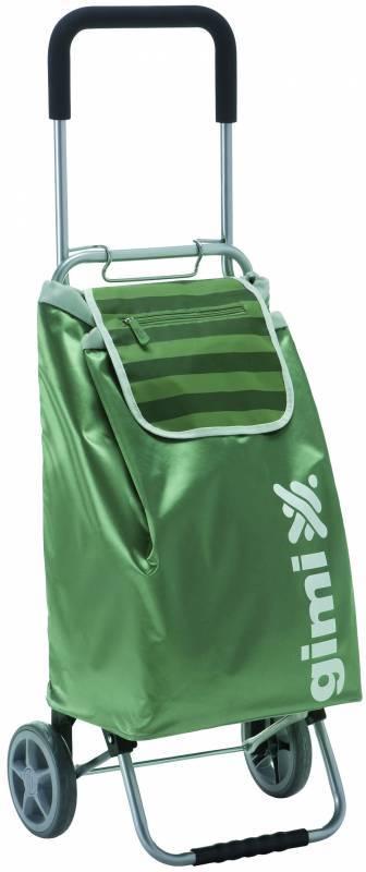 Gimi Gimi Flexi zelený nákupní vozík 45l GIMI 154294
