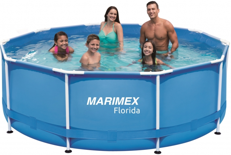 MARIMEX Bazén Florida 3,05 x 0,91 m s pískovou filtrací Marimex 10340220