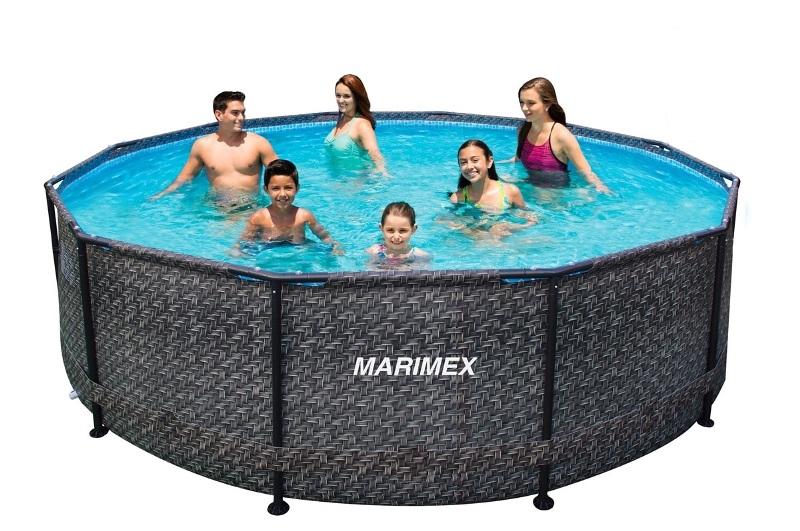 MARIMEX Bazén Florida 3,66 x 0,99 m RATAN Marimex 10340213