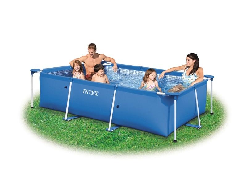 INTEX Bazén Florida Junior 2,0 x 3,0 x 0,75 m bez filtrace (Marimex 10340165)