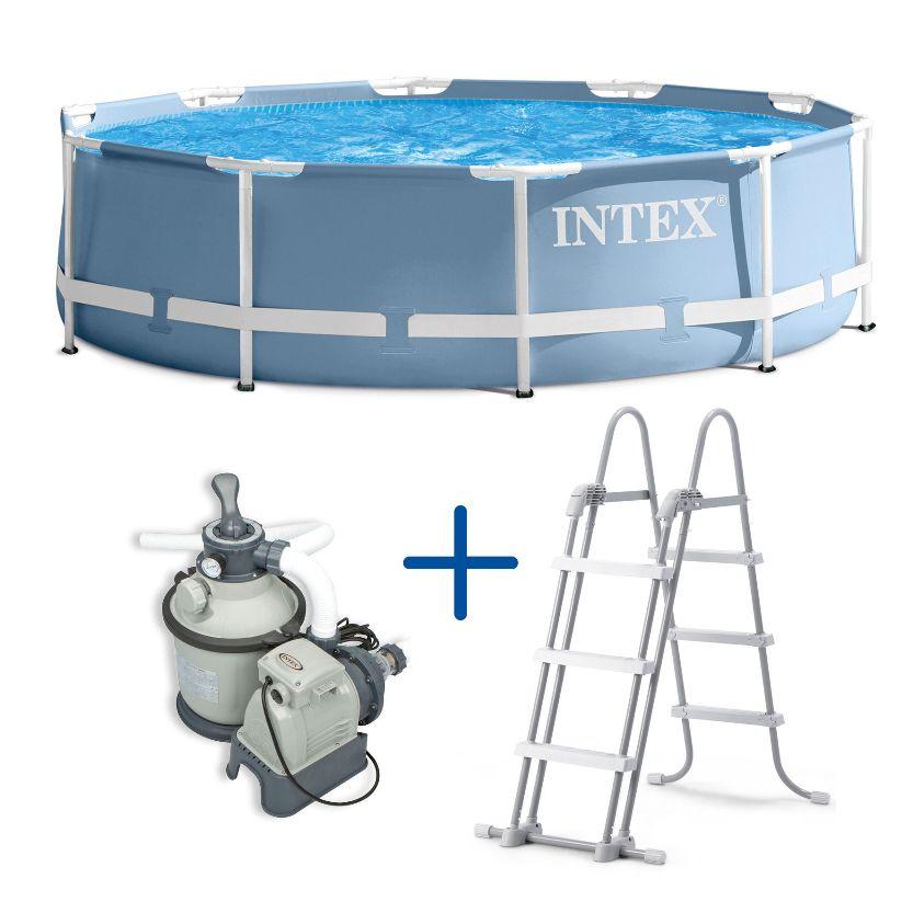 Marimex Bazén Florida Prism 3,66 x 0,99 m s pískovou filtrací (Marimex 10340200)