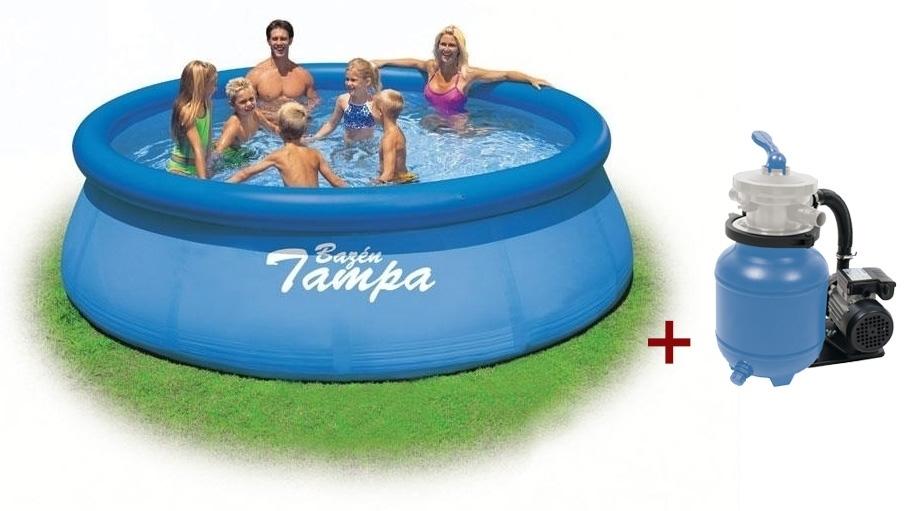 INTEX Bazén Tampa 3,96x0,84 m s pískovou filtrací ProStar 3 (MARIMEX 10340173)