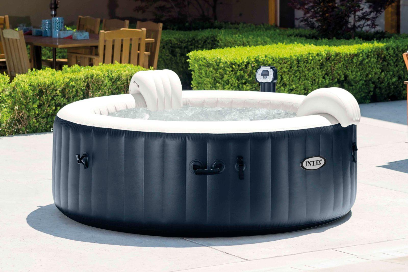 INTEX Bazén vířivý Pure Spa HWS modrý