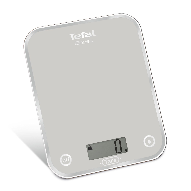Tefal Optiss Silver Kuchyňská váha - digitální TEFAL BC5004V2