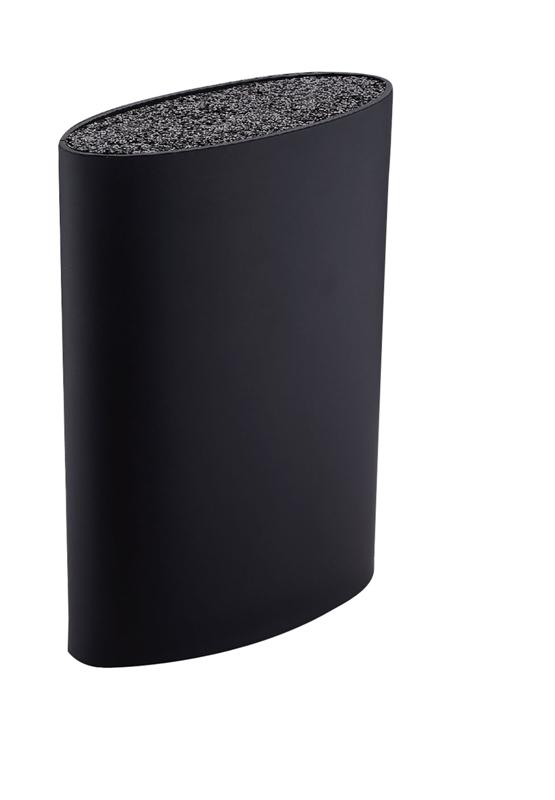 BERGNER Blok na nože BLACK & WHITE (BG-3997-BL)