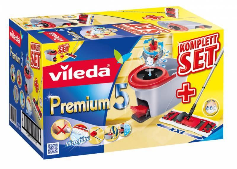 Vileda Premium 5 set BOX VILEDA 146584