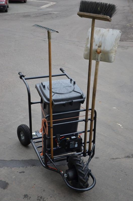Isolit-Bravo, spol. s r.o. CITY CLEAN, plošinka 64x64cm
