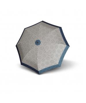 DOPPLER Dámský skládací, mechanický deštník, dekor 11 Mini Fibre Style Doppler 7264652111