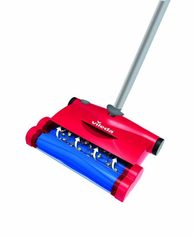 Vileda Quick & Clean elektrický smeták (Esweeper III) VILEDA 153035