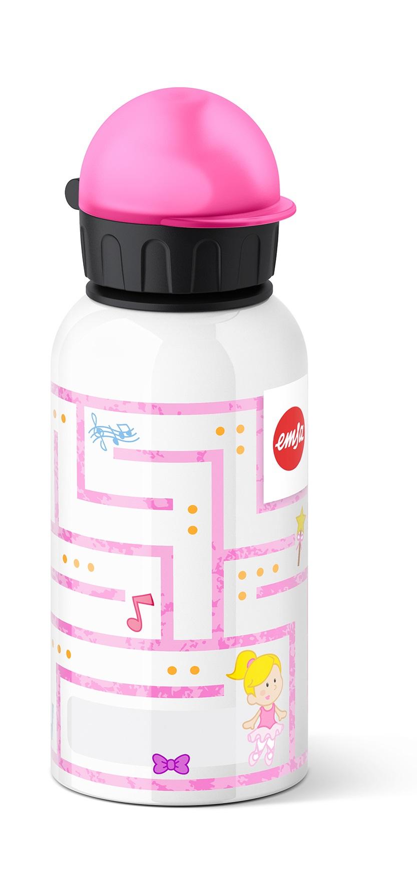 EMSA Dětská lahev na pití 0,4 l Labyrinth KIDS FLASK Emsa