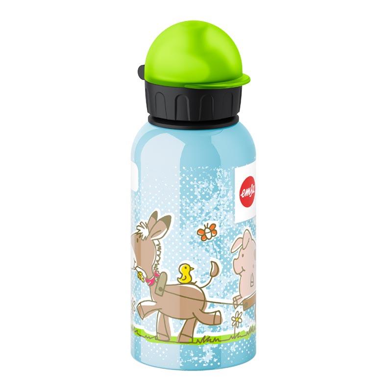 EMSA Dětská lahev na pití 0,4l - Farma KIDS FLASK Emsa 514397