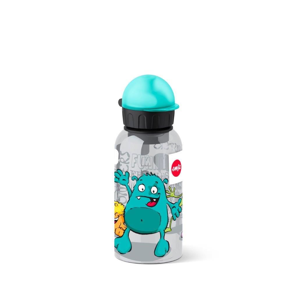 Dětská lahvička na pití 0,4 l Monster Tritan Kids Emsa