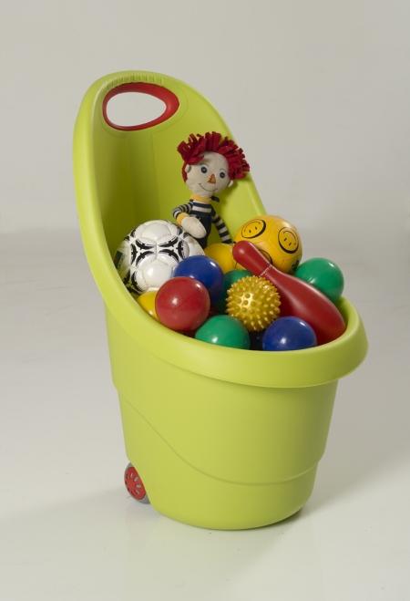 KETER Dětský vozík na kolečkách Keter KIDDIE GO
