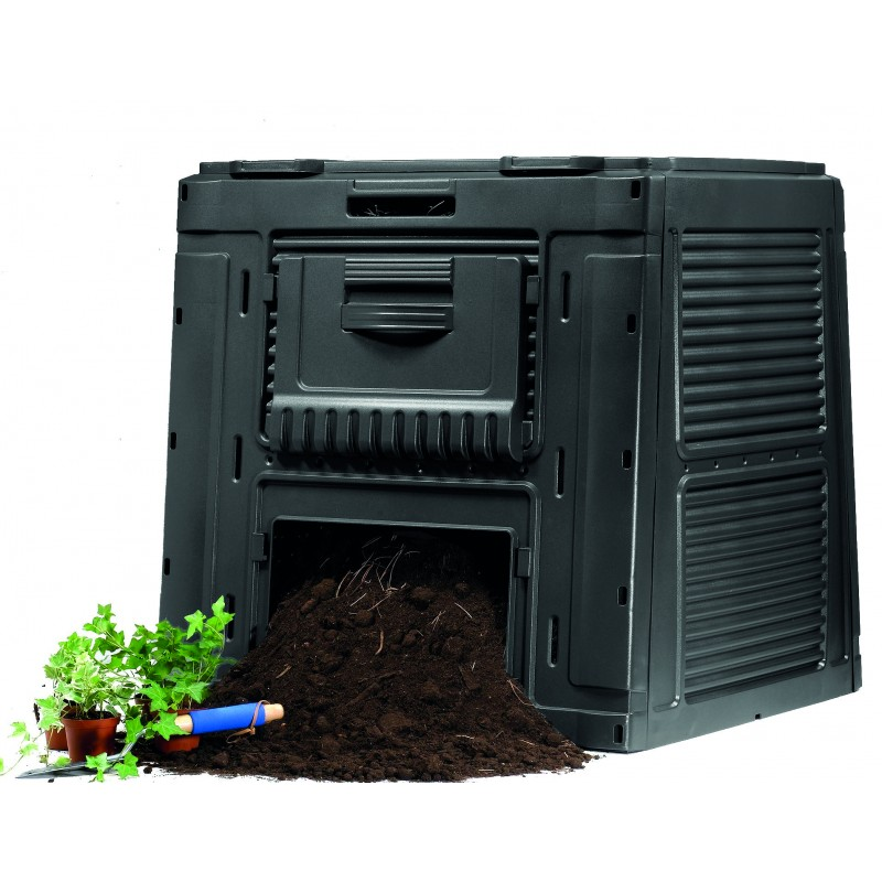 KETER Zahradní E-kompostér s podstavcem 470 l Keter 47/23
