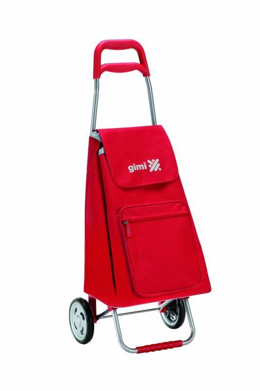 Gimi Gimi Argo červený nákupní vozík 45l GIMI 154361