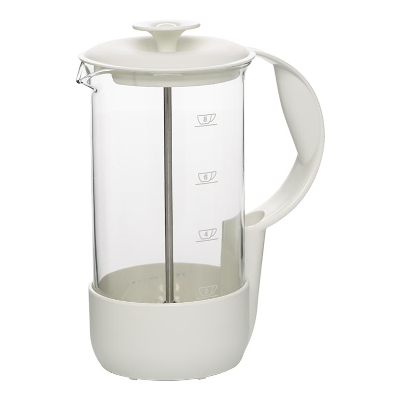 EMSA Konvice varná na kávu French press White Neo Emsa 516249