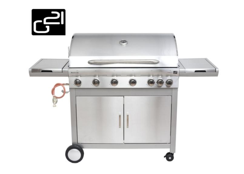 G21 G21 Mexico BBQ Premium line, 7 hořáků