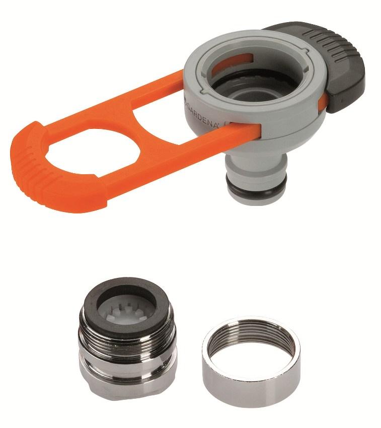 Gardena adaptér pro vnitřní vodovodní kohoutky, 8187-20