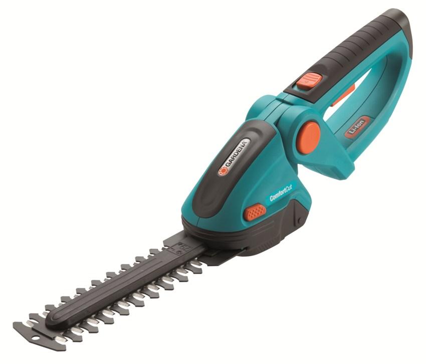 Gardena akumulátorové nůžky na keře ComfortCut, 8895-20