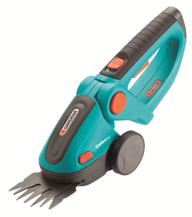 Gardena akumulátorové nůžky na trávník ComfortCut, 8893-20