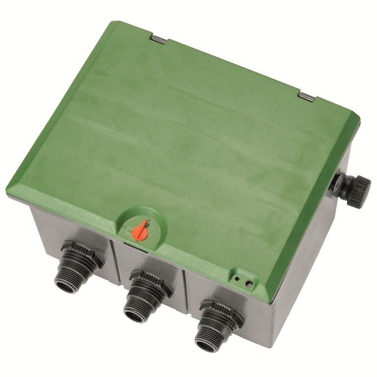 Gardena box na ventily V3 (bez ventilů), 1255-29