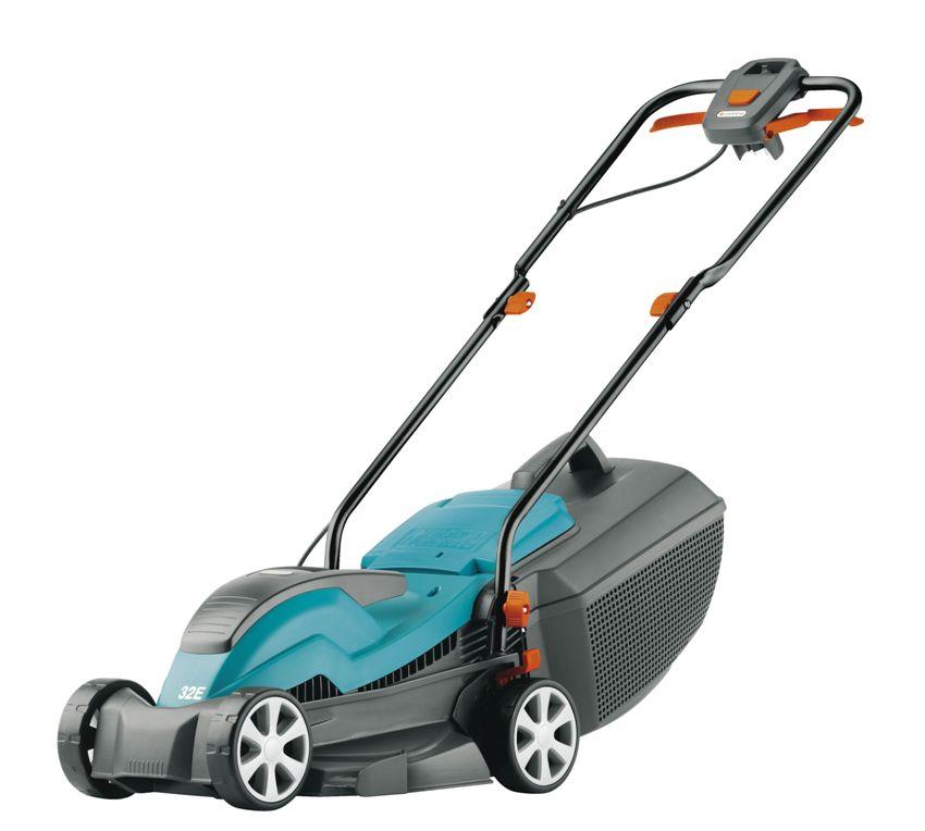 Gardena elektrická sekačka na trávu 32 E PowerMax, 4073-20