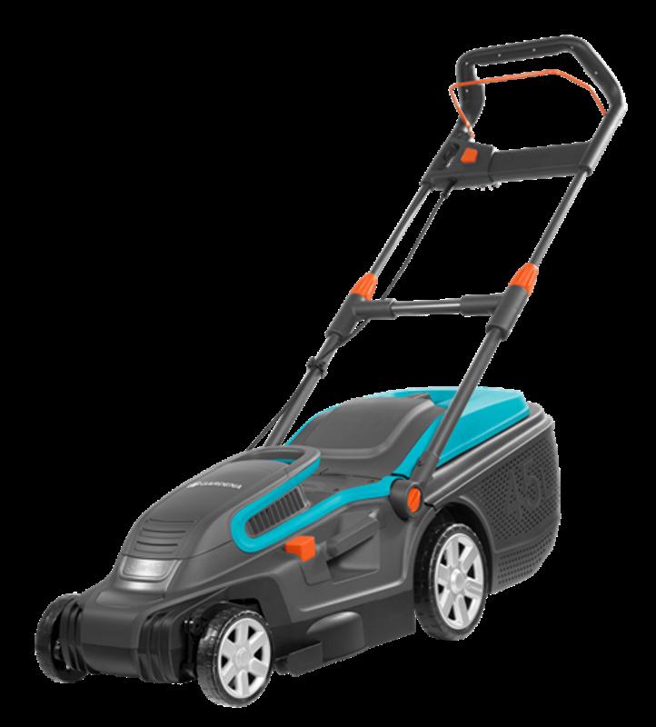 Gardena elektrická sekačka na trávu PowerMax1800/42