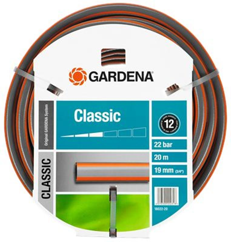 Gardena hadice Classic (3/4) 20 m bez armatur, 18022-20