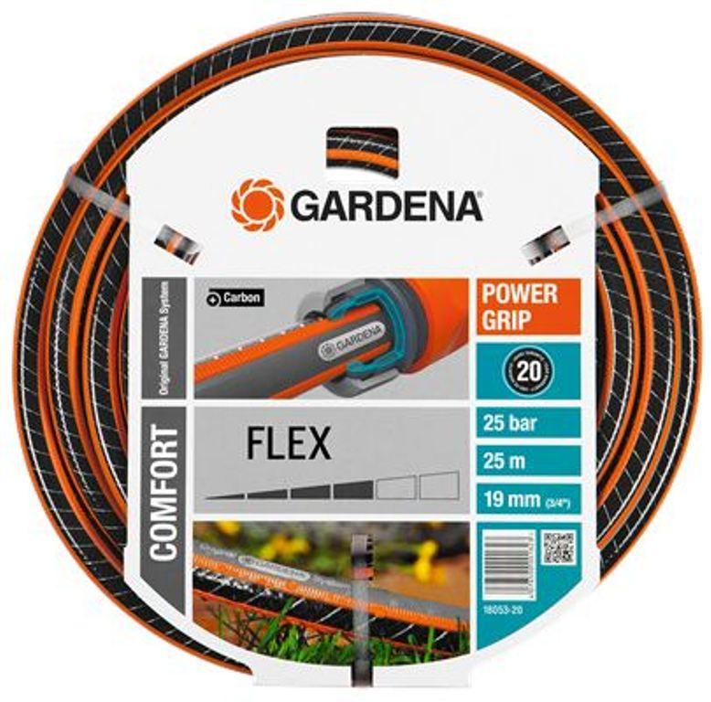 Gardena hadice Comfort FLEX 9 x 9 (3/4) 25 m bez armatur, 18053-20