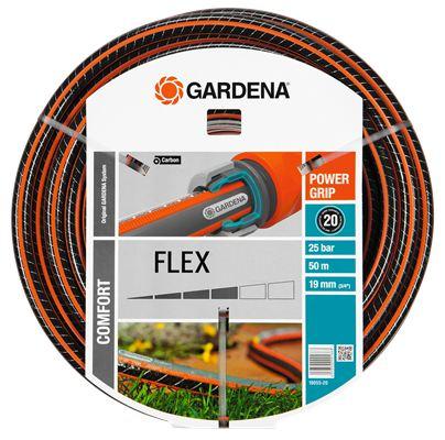 Gardena hadice Comfort FLEX 9 x 9 (3/4) 50 m bez armatur, 18055-20