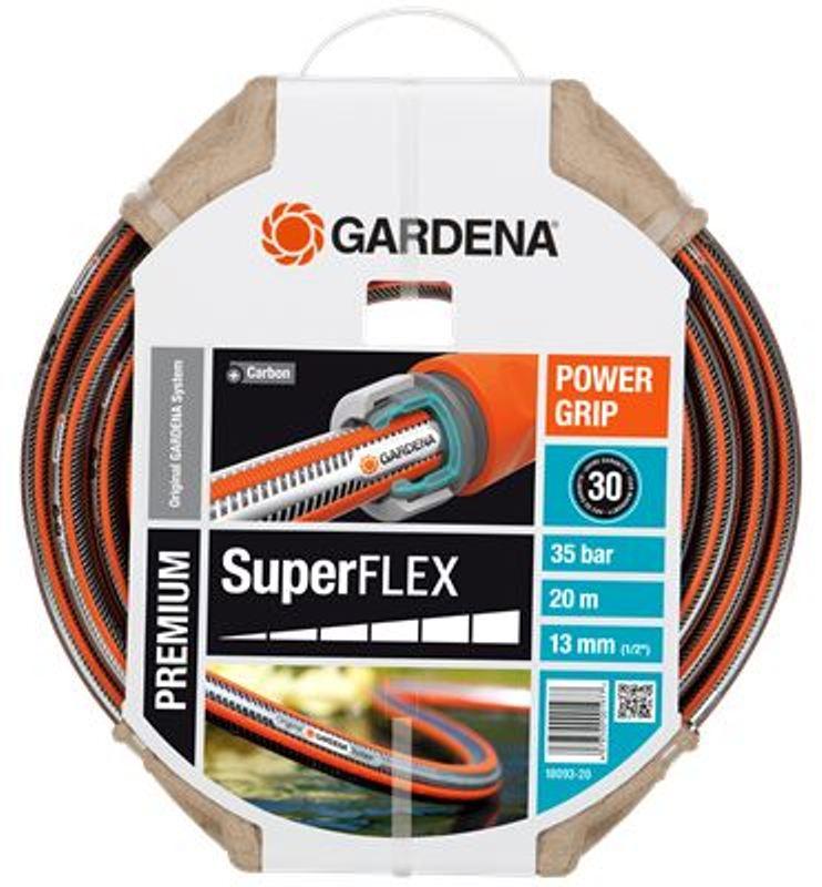 Gardena hadice Premium SuperFLEX 12 x 12 (1/2) 20 m bez armatur, 18093-20
