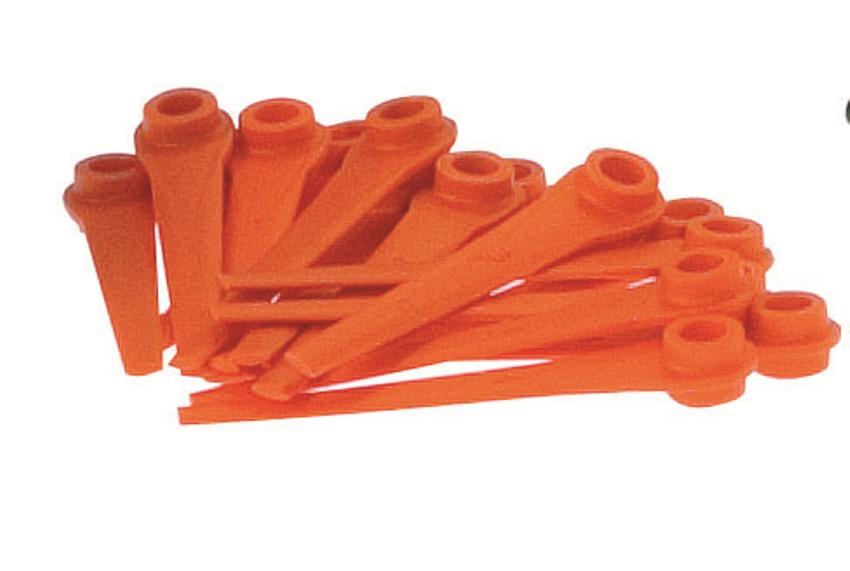 Gardena náhradní nožíky pro accu-trimmer 8840, 8841, 2417 (20 ks), 5368-20