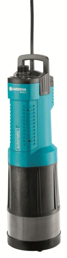 Gardena ponorné tlakové čerpadlo 6000/5 automatic Comfort, 1476-20, prodloužená záruka 3 roky