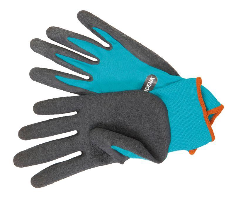Gardena rukavice pro zahradní práce a práce s půdou, velikost 7, 0205-20