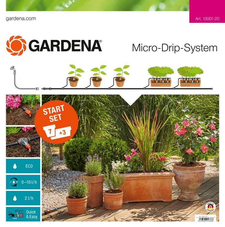 Gardena startovací sada pro rostliny v květináčích M, 13001-20