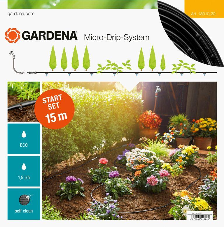 Gardena startovací sada pro rostliny v řádcích S, 13010-20