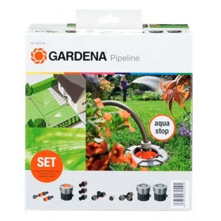 Gardena startovací sada pro zahradní systém Pipeline, 8255-20