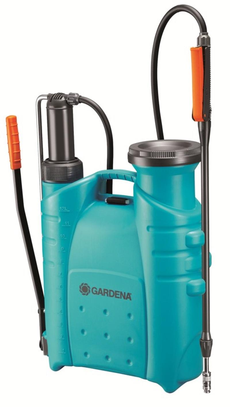 Gardena tlakový postřikovač na záda Comfort, plnicí množství 12 l, 0884-20
