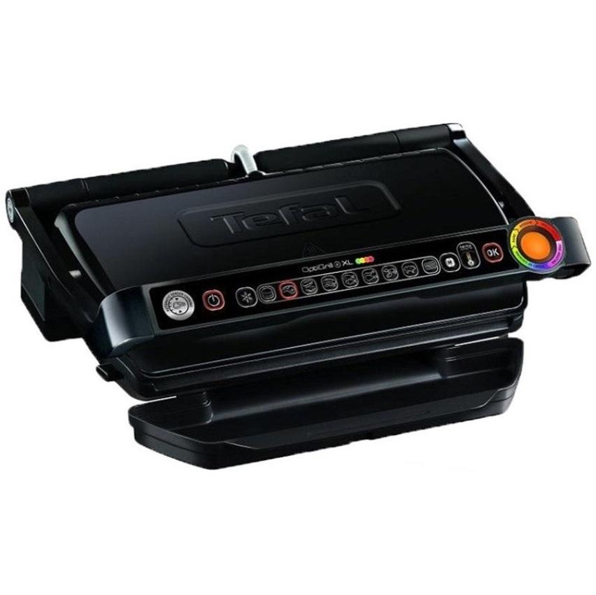 Tefal Elektrický gril Optigrill+ XL inox black TEFAL GC722834