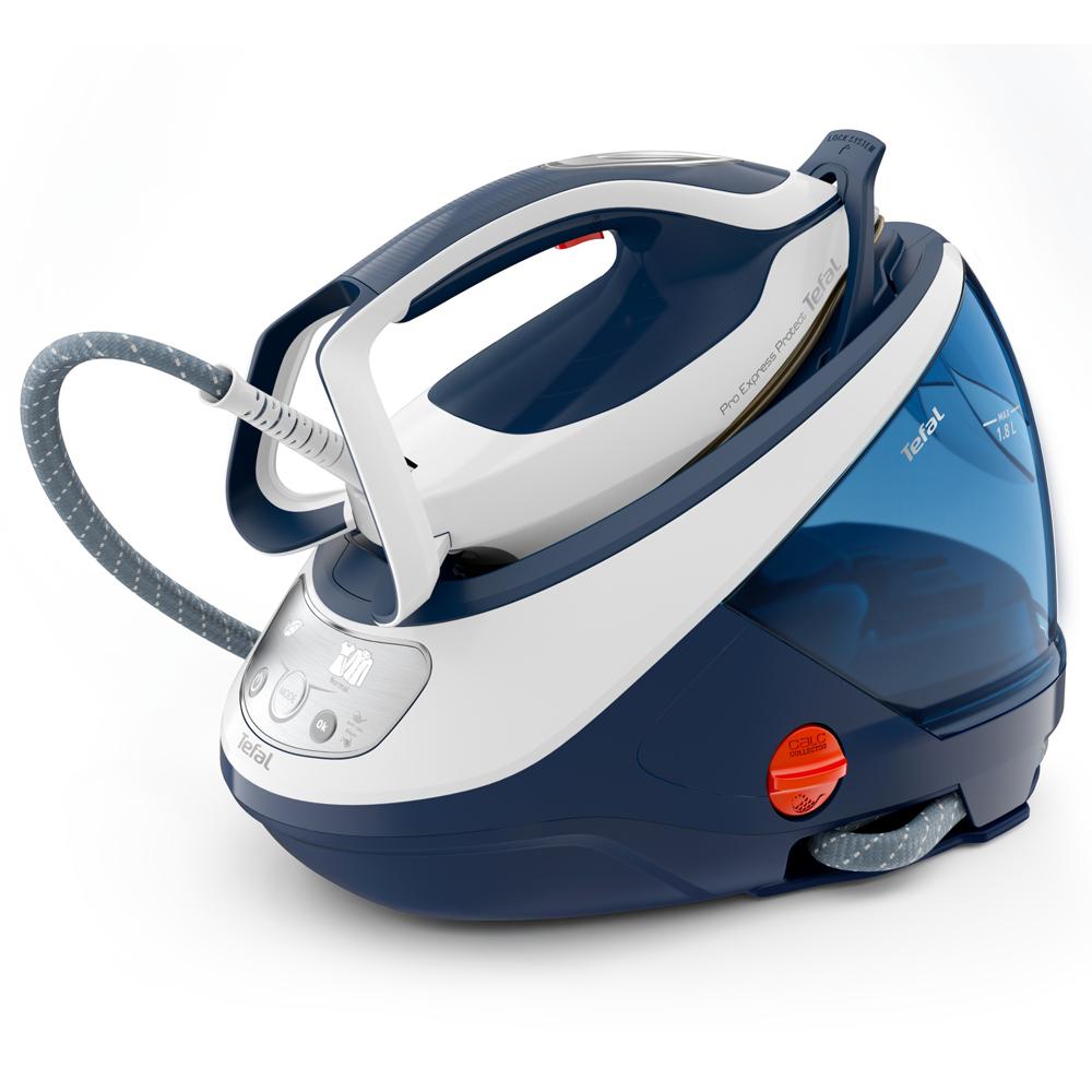 Tefal ProExpress Protect Parní generátor - modrý TEFAL GV9221E0