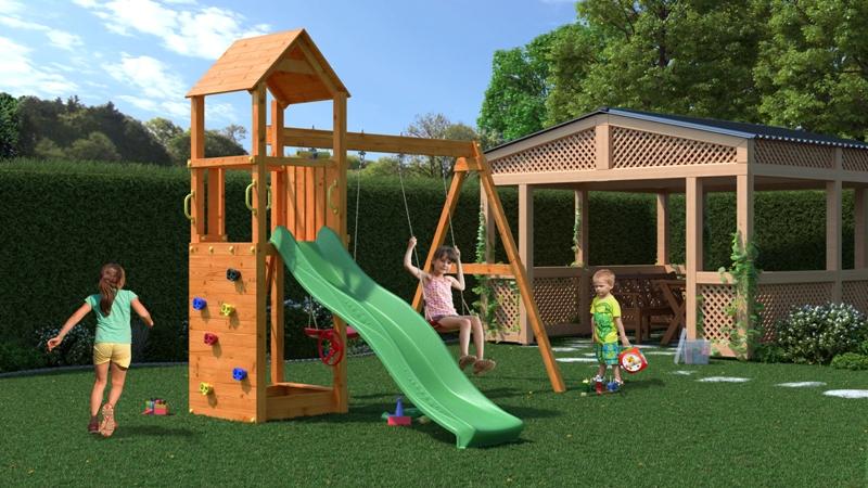 MARIMEX Hřiště dětské Play 006 Marimex 11640132
