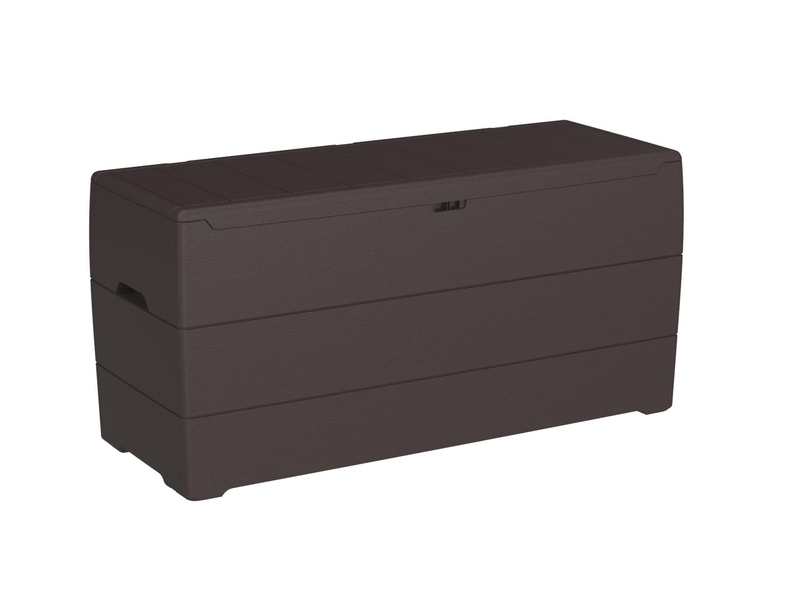 DURAMAX Plastový zahradní úložný box, 270 l Duramax IFOFCB002