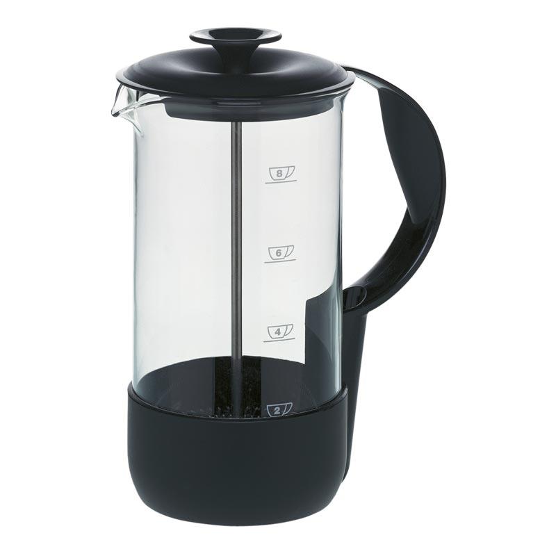EMSA Konvice na kávu nebo čaj French press Black Neo Emsa 1235089700