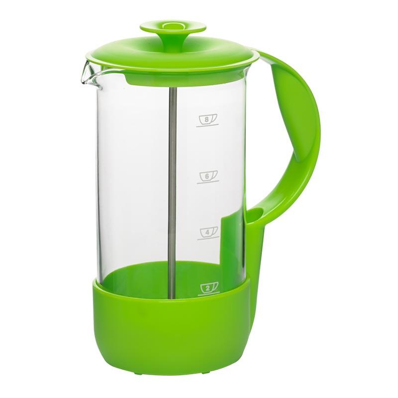 EMSA Konvice na přípravu kávy French press Lime Neo Emsa 516247