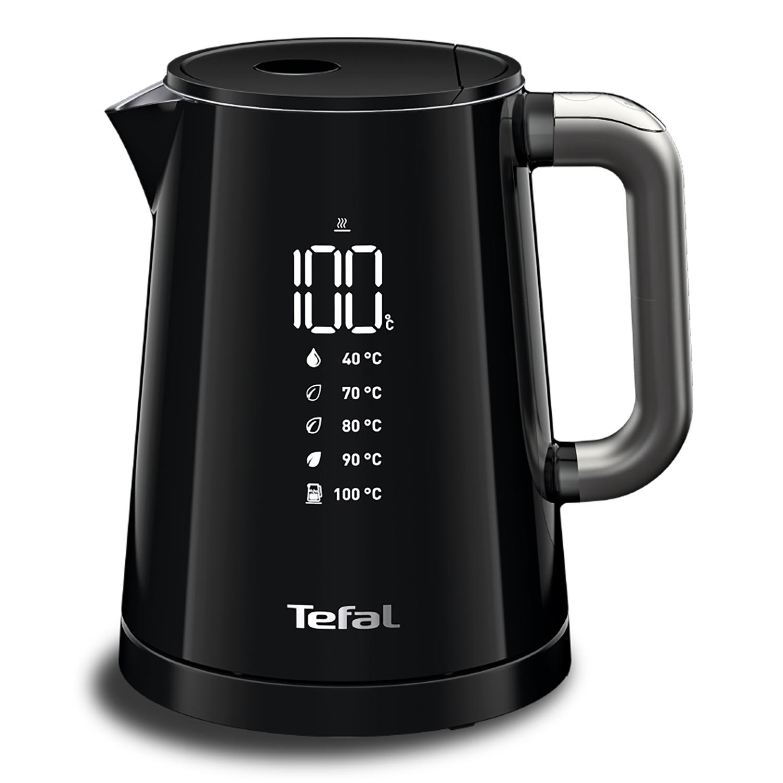 Tefal Digital Smart & Light Rychlovarná konvice 1 l TEFAL KO854830