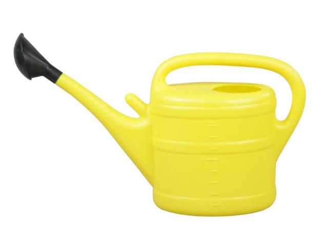 NOHEL GARDEN a.s. Konev s růžicí plastová žlutá 10 l