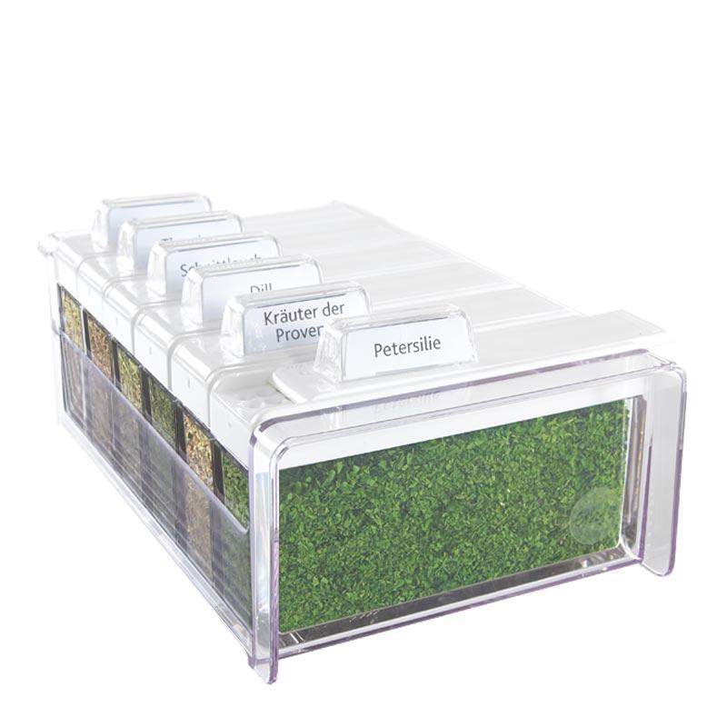 EMSA Kořenky 6ks Herbs Spice Box Emsa 509262