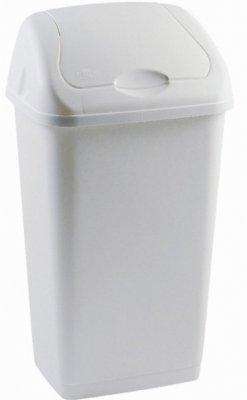 HEIDRUN Koš odpadkový 18L šedý ALTHEA Heidrun 1350G